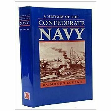 A History of the Confederate Navy (faded sleeve)
