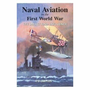 Naval Aviation in the first world war (faded sleeve)