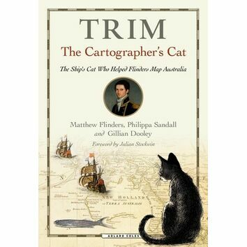 TRIM The Cartographrs Cat
