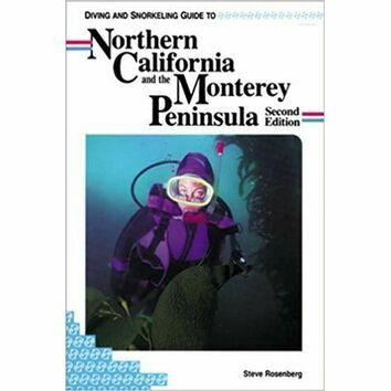 Diving and Snorkelling guide to Northern California and the Monterrey Peninsula (slightly faded binder)