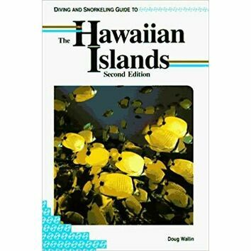 Diving and Snorkelling guide to the Hawaiian Islands (slightly faded binder)