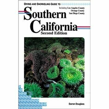 Diving and Snorkeling guide to Southern California (slightly faded binder)