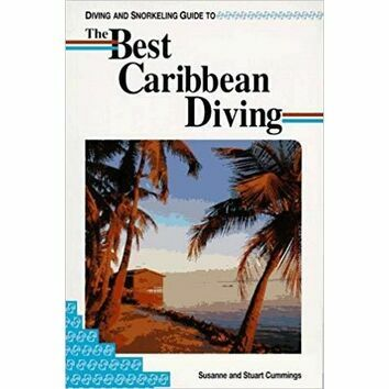 Diving and Snorkeling guide to the Best Caribbean Diving (slightly faded binder)