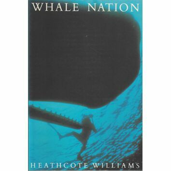 Whale Nation (slight damage to cover)