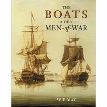 The Boats of Men of War (fading to sleeve)