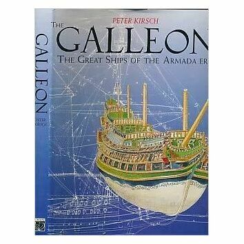 The Galleon (fading to sleeve)