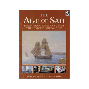 The Age of Sail Vol 2 (fading to sleeve)