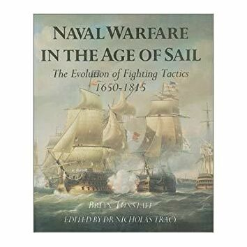 Naval Warfare in the age of sail (faded sleeve)