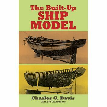 The Built-Up Ship Model (faded cover)