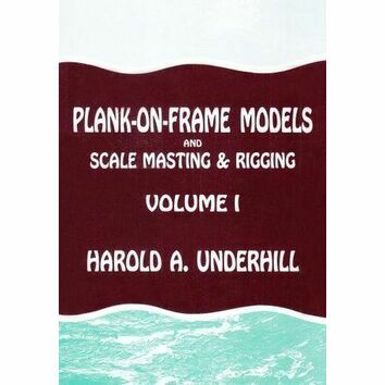 Plank-on-Frame Models Vol 1 (faded cover)