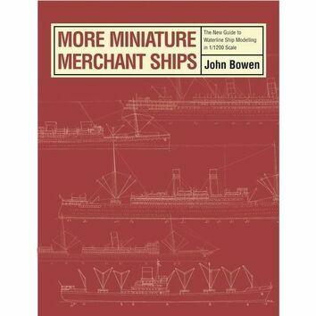 More Miniature Merchant Ships (faded sleeve)