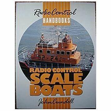 Radio Control Scale Boats (Radio Control Handbooks)