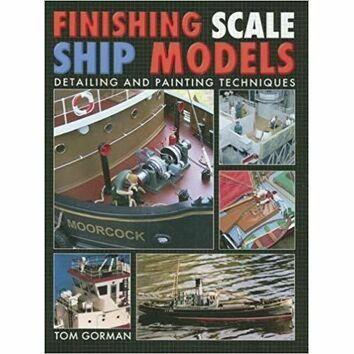 Finishing Scale ship models