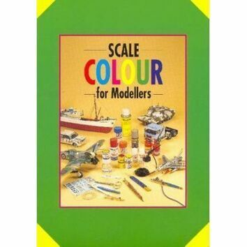 Scale Colour for Modellers (slight fading to binder)
