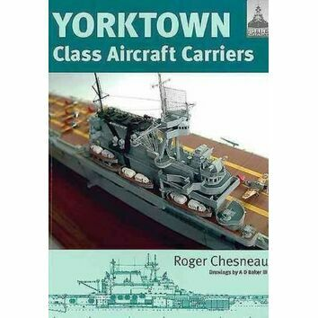 Yorktown Class Aircraft Carriers (fading to binder)