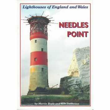 Lighthouses of England & Wales Needles Point