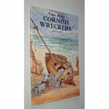 Tales of the Cornish Wreckers (faded cover)