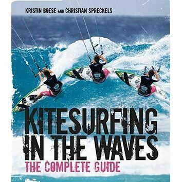 Kitesurfing in the Waves - The complete Guide (slight fading to cover)