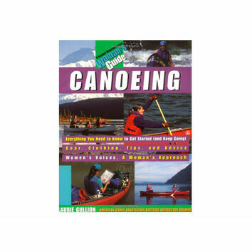 Canoeing -  Womans Guide (fading to cover)