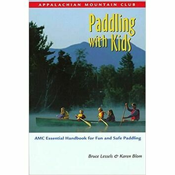Paddling with Kids (fading to cover)