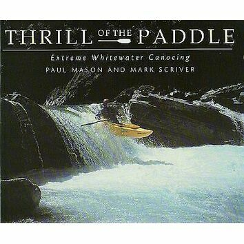 Thrill of the Paddle (slightly faded cover)