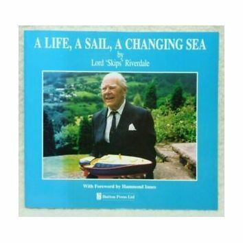 A Life, A Sail, A Changing Sea (fading to cover)
