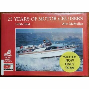 25 Years of Motor Cruisers (fading to sleeve)