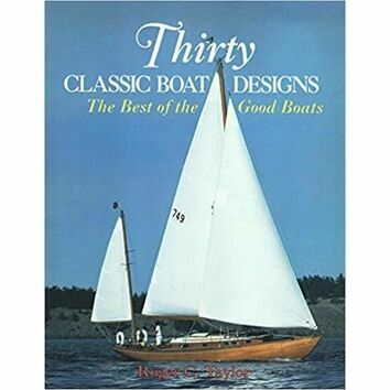 Thirty Clasic Boat Designs (faded cover)