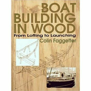 Boatbuilding in Wood from Lofting to Launching (Faded Cover)