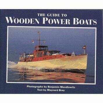 The Guide to Wooden Power Boats (fading to sleeve)