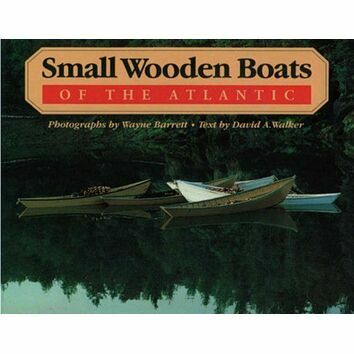 Small Wooden Boats of the Atlantic (Faded Sleeve)