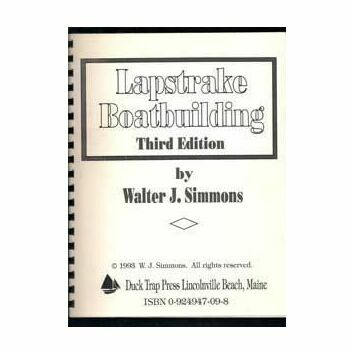 Lapstrake Boatbuilding Third Edition (fading to cover)