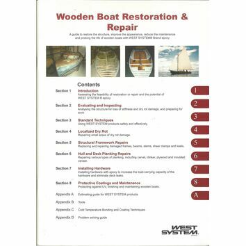 Wooden Boat Restoration & Repair