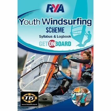 RYA Youth Windsurfing Scheme: Syllabus & Logbook