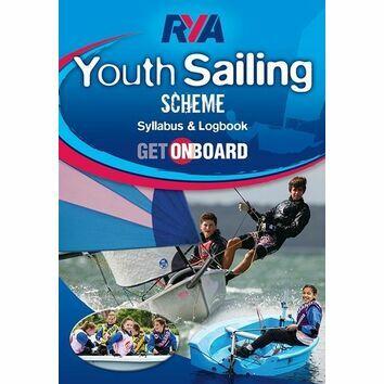 RYA Youth Sailing Scheme: Syllabus & Logbook (G11)