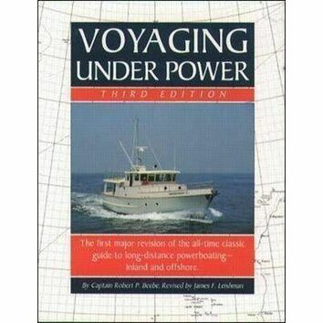 Voyaging under Power third edition (slight fading to binder)
