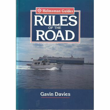 Helmsman Guides Rules of the Road (fading to binder)