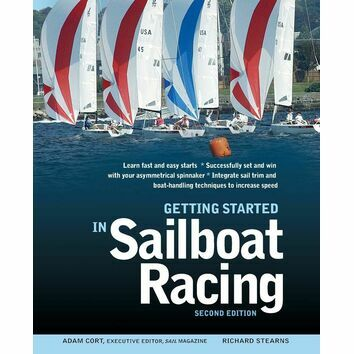 Getting Started in Sailboat Racing - fading to binder