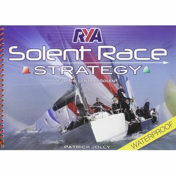 RYA Solent Race Strategy Waterproof: G74