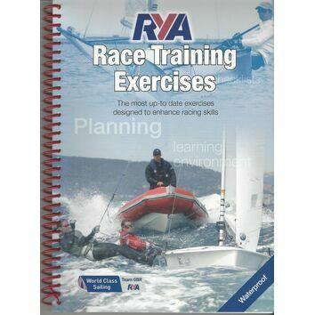 RYA Race Training Exercises Waterproof: G100