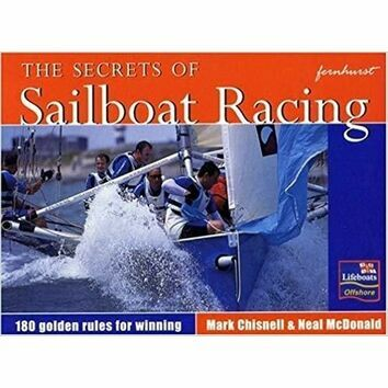 The Secrets of Sailboat Racing (slight crease to cover)