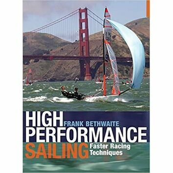 High Peformance Sailing - slight fading to binder/cover