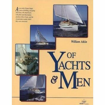 Of yachts & men (fading to cover)