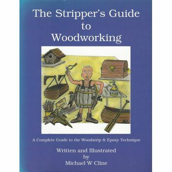 The Strippers Guide to Woodworking (fading to cover)