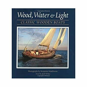 Wood Water & Light - Classic Wooden Boats (minor marks on cover)