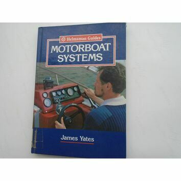 Motorboat Systems (Helmsman Guides)  slight marks on cover