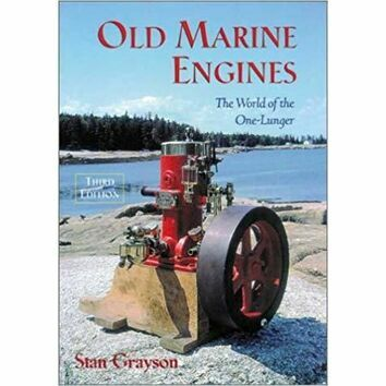 Old Marine Engines (fading to cover)
