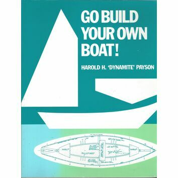 Go Build Your Own Boat! (Slight Marks/Fading on Cover)
