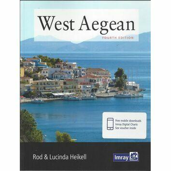 West Aegean: The Attic Coast, Eastern Peloponnese, Western Cyclades and Northern Sporades (4th Edition)