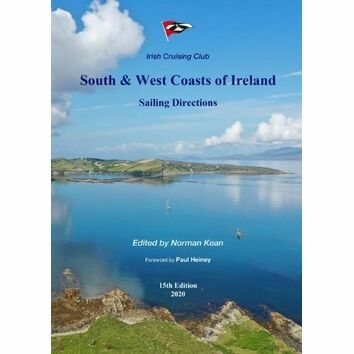 Sailing Directions for the South & West Coasts of Ireland: Irish Cruising Club